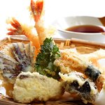 Tempura Platter , One of the popular items