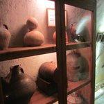 ancient wine bottles