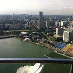 sky park view