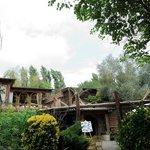 villa di terenzio - vista totale