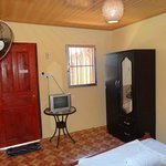 Air-Conditioned Private Double Room
