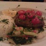 tuna fish, very good.