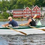 Mighty Merrimack Rowing Race