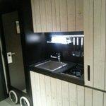 Kitchenette in M-Suite