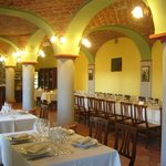 Saletta cena ospiti