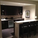 Kitchen in Suite #1210