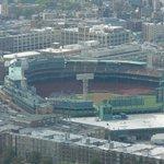 El estadio de beisbol de los Boston Red Sox