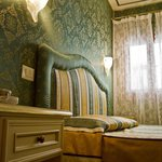 dettaglio Junior suite