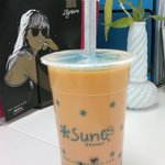 Thai Iced Tea Boba