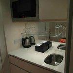 Junior Suite Kitchen 605