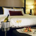 Make a night of it with dinner at Montana sky and a night in one of our beautiful guest rooms