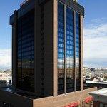The Beautiful Crowne Plaz Hotel, home of Montana Sky