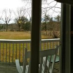 THE PANORAMA VIEW FROM OUR SUITE
