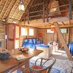 Salón - Living Room Choza Grande