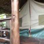 tent porch