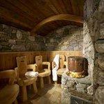 Sauna agli agrumi