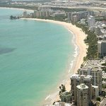 Isla Verde Beach Walking distance