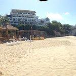 Main House and Beach