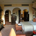 Our gorgeous Arabian deluxe room