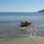 Stone Island Boat