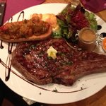 Côte de bœuf suggestion du soir ....