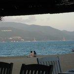 Aussicht vom Pool Restaurant