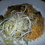Pad Thai Beef Noodles