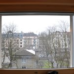 The Hotel_Room 5403_ventana parque