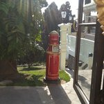 Charming, working postbox