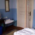 Unser Zimmer - für 141 Euro die Nacht.