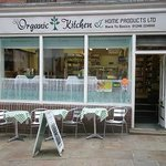Organic Kitchen Chesterfield UK