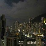 CHI 138 RF view at night