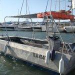 Bateau Sapounet, Easy Dive, Cap d'Antibes, Juan les Pins