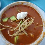 Elvira's tortilla soup is always on my 'must have' list