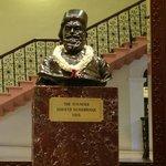 Mr.Tata who built the Taj