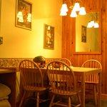 nice dining nook