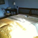 Sunny room.