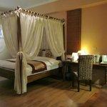 Spacious Bali room