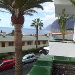 view looking to the cliffs at Los Gigantes
