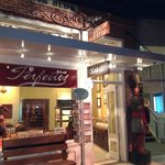 Replica of a cigar store with LOTS of information inside.....