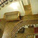 階段、踊り場