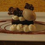 eine Dessert-Variation