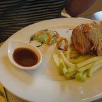 Pork Belly Entree