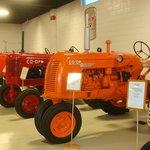 more tractors
