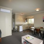 Large one bedroom - lounge, kitchen