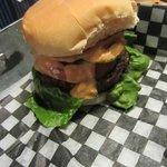 Lunch - 4oz burger
