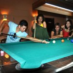 Billiard at Sand Bar Game Room