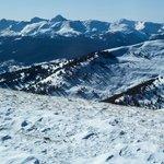 Great views at 11,000+ elevation
