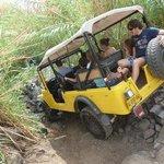 Jeep-tour