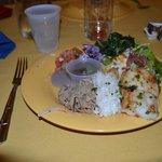 Luau food